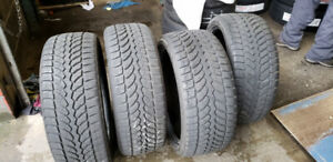 Blizzak LM-32 Winter Tires $400
