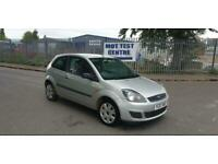 2007 Ford Fiesta 1.4 Style 3dr [Climate] HATCHBACK Petrol Manual