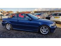 BMW 3 SERIES 318Ci Sport (blue) 2004