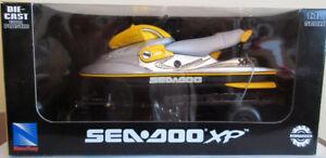 Modele reduit 1:12 scale Sea-Doo XP Diecast Jet Ski Model