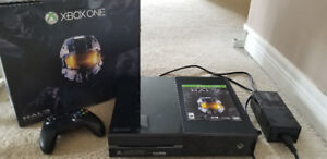 ** XBOX ONE Console 500GB Excellent Condition!!! **