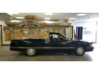 1995 N CADILLAC CONCOURS 4.6 PETROL HEARSE BUDDHIST SHOW CAR