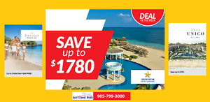 Flash Sale! Packages to Hideaway, Royalton & CHIC Resorts