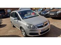 2007 57 Vauxhall Zafira Club – 1.6 – 7 Seater – FSH – 3 Month Warranty
