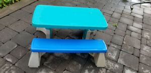 Large Fisher Price Picnic Table