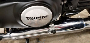 2015 Triumph Speedmaster  900 MInt, New condition
