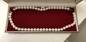 Beautiful Pearl Necklace - Perfect for Valentine's Day!