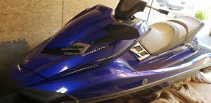 2014 Yamaha FX SVHO Waverunner Seadoo Jet Ski