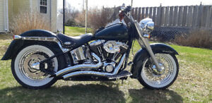 FOR SALE 2004 HARLEY DAVIDSON HERITAGE SOFTAILCLASSIC  !!