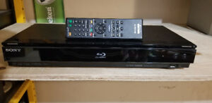 Sony BDP S560 Blu Ray/DVD Player