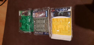 Silicon Star Wars Molds ~ New
