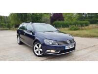 2012 Volkswagen Passat Estate MK7 1.6 TDI BlueMotion Tech SE 1 OWNER NEW MOT