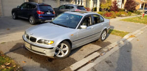2005 BMW 3-Series Sedan Executive edition