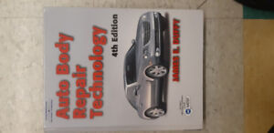 Auto body repair technology hardcover manual