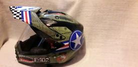Motorbike helmet - as new