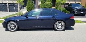 2008 BMW 750i for sale