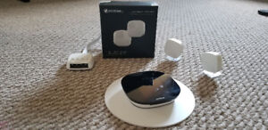 Ecobee 3 smart thermostat with 2 sensors