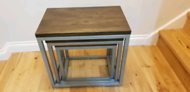 Coffee table & Nesting tables