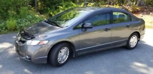 2009 Civic 1.8 manual. Price is firm.