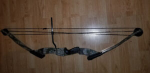 Selling Womens Compound Bow & Arrows