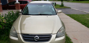 2004 - Nissan Altima for Sale AS-IS ($2200)