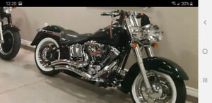 FOR SALE 2004 HARLEY DAVIDSON HERITAGE SOFTAIL CLASSIC !!