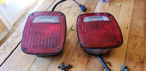 Jeep Wrangler TJ 2000 Tail lights, right and left,