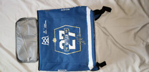 Maple leafs Special edition Sittler cooler backpack