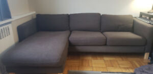 Sofa sectional (couch)
