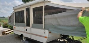 2001 Tent Trailer For Sale (12 Foot)