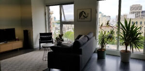 Sublet one bedroom apartment in the east exchange for September