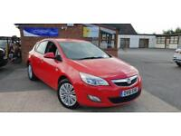 2011 Vauxhall Astra 1.7CDTi 16v ( 110ps ) ecoFLEX ( s/s ) Excite NEW SERVICE