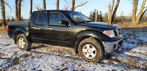 4WD safetied Nissan frontier good rubber