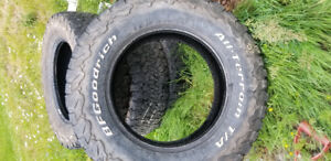 Tires 275 65 18