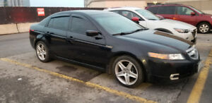 2006 Acura TL 6 Speed Manual Black On Black WINTER READY!
