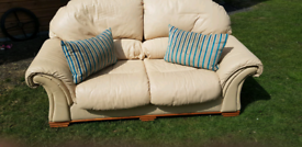 Sofa bed + 2 chairs