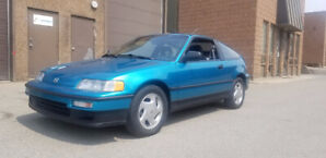 1991 Honda CRX Si Coupe  **CERTIFIED**