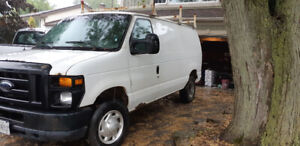 2011 Ford E250 Cargo Van