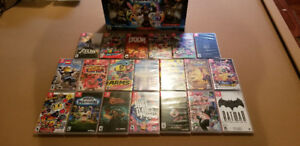 Collection Switch Games Zelda Mario Splatoon Mario Kart Skyrim