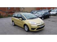 Citroen Grand C4 Picasso 1.6HDi 16v EGS VTR+ Low Mileage,Hpi Clear,FSH
