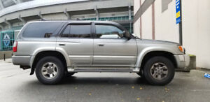 1997 Toyota 4Runner 4wd Custom Paint