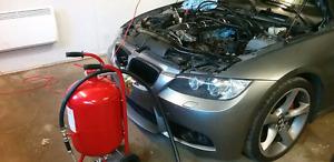 Entretien bmw spécialiste 135 335 535 z4 x6 turbo