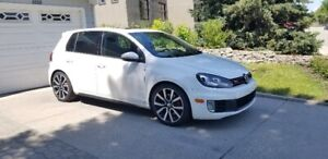 2012 VW Golf GTI Autobaun Hatchback