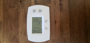 Honeywell TH5220D1003 Electronic Low Voltage Wall Thermostat