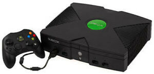 Original Xbox Complete w/Over 3500 Games!