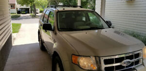 2008 Ford XLT Escape