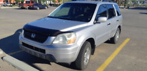 2005 Honda Pilot EX with remote start, Mint condition