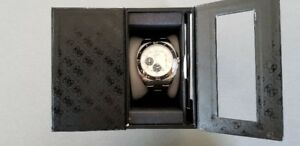 Montre Guess Waterpro (100m) Inox
