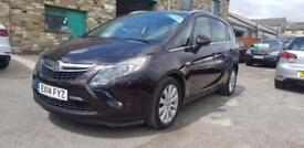 Vauxhall/Opel Zafira Tourer 1.6CDTi 16v ( 136ps ) ecoFLEX ( s/s ) 2014MY Tech