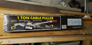 1-ton Cable Puller